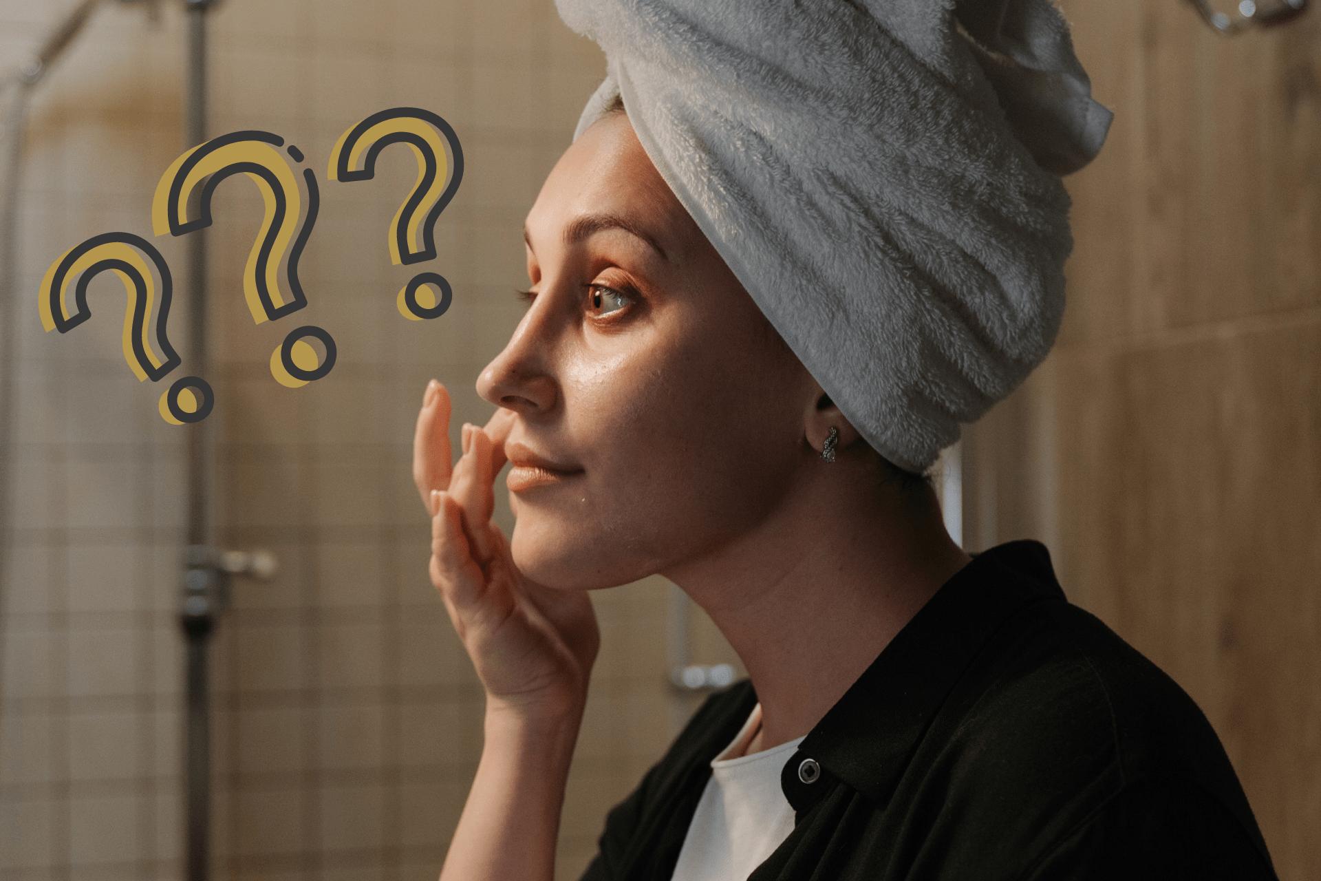Vijf meest gestelde skincare vragen happy skin
