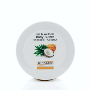 Body Butter ananas en kokosnoot.