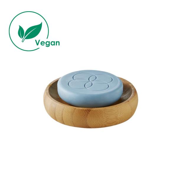 Bamboo shampoo bar dish 2
